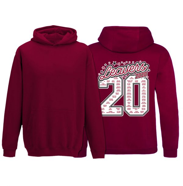 john bamford leavers hoodies 2020
