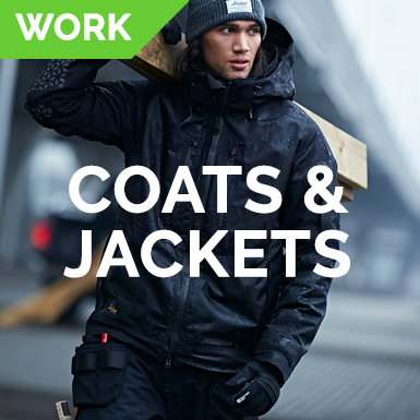 Work Coats & Work Jackets