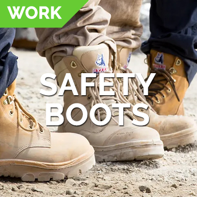 Safety Boots & Safety Footwear